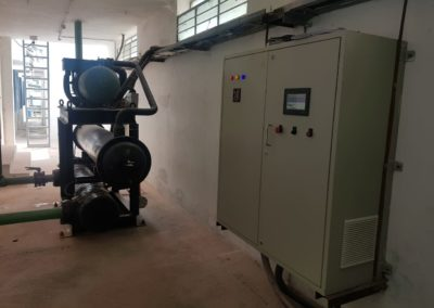 Chiller with Compressor